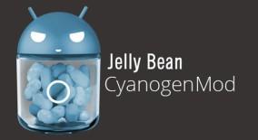 CyanogenMod 10 Jelly Bean