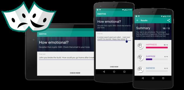 Emotive app